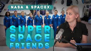 NASA, SpaceX and Boeing are super best space friends | Watch This Space