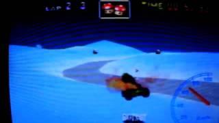"[MK64] Frappe Snowland PAL GOD-flap: 39""00"