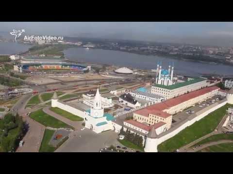 Казань в преддверии XXVII Всемирной летней Универсиады