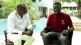 Kwaku Manu Aggressive Interview with  MR ALORDIA (CEO OF GHANA MUSIC AWARDS UK)