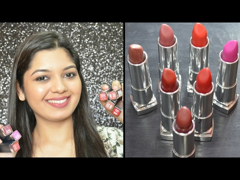 Volume XL Seduction Plumping Lipstick by Maybelline #4