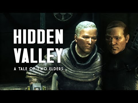 Hidden Valley Bunker - The Brotherhood of Steel, Mojave Chapter - Fallout New Vegas Lore