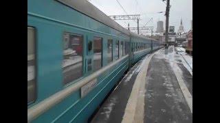 ЧС2К   поезд Караганды - Москва