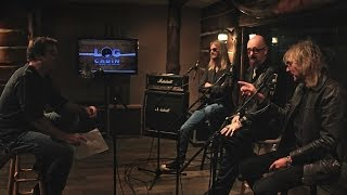 "Judas Priest Talk ""Redeemer of Souls"" with Jim Florentine"