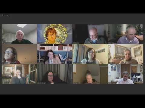 2.18.2021 Planning Board