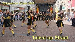 Talent op Straat editie 2018 in Spijkenisse (Z-H)