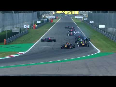 Euroformula Open 2019 Round 9 MONZA - RACE 2 Highlights ITA