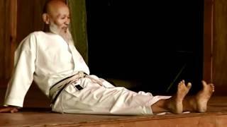 Sensei Hideo Ochi. Karate.