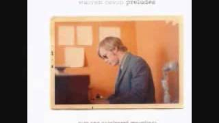 Warren Zevon- Desperados Under The Eaves(Studio)