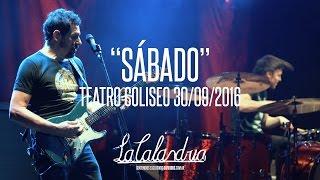 DIVIDIDOS - Sábado. Teatro Coliseo 30/09/2016