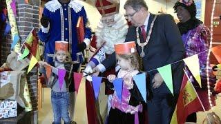 Opening Brielse Sinterklaashuis op 15 november 2016