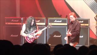"""Twisted Sister - """"Heroes Are Hard to Find"""" Live"""