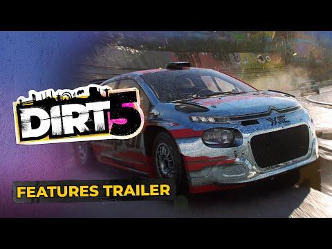 DIRT 5 Features Trailer