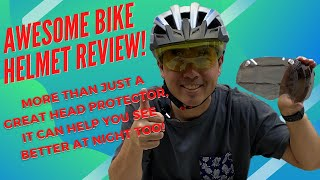 Best Electric Bike Helmet With Goggle Attachment - VICTGOAL HELMET REVIEW