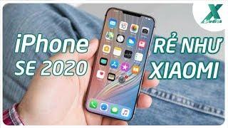 """iPhone SE 2020 RẺ NHƯ XIAOMI, Galaxy S10 """"đột tử"""""""