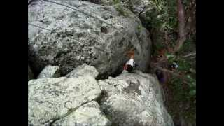 preview picture of video 'Climbing Baie du Cape'