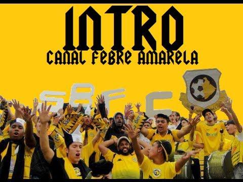 """""""Canal Febre Amarela (Breve)"""" Barra: Movimento Popular Febre Amarela • Club: São Bernardo Futebol Clube"""
