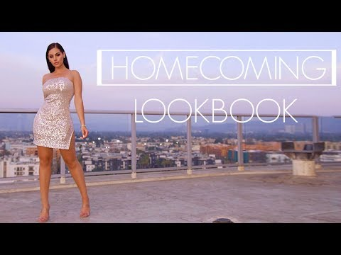 SLAY HOMECOMING♡ AFFORDABLE DRESS IDEAS!