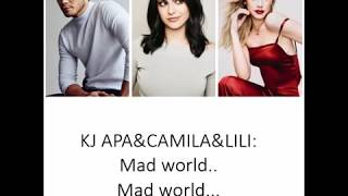 Riverdale Cast   Mad World (lyrics)