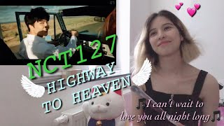 highway to heaven nct english version mv reaction - TH-Clip