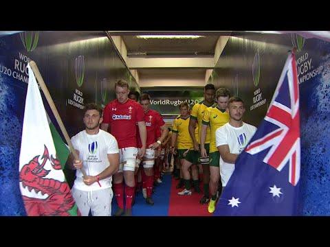 Wales 26-21 Australia – World Rugby U20 Highlights