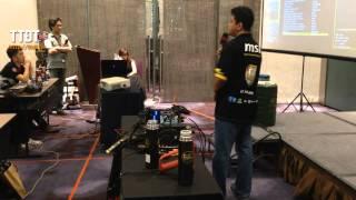 Alva Jonathan - chuyên gia Indonesia thực hiện overclock CPU Intel trên bo mạch chủ MSI - phần 1