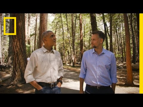"""America's Best Idea"" - President Obama on National Parks 
