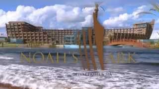 preview picture of video 'Noah's Ark Deluxe Hotel & Spa 5*'