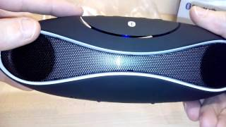 Офигенная Bluetooth колонка с Aliexpress (bluetooth speaker)