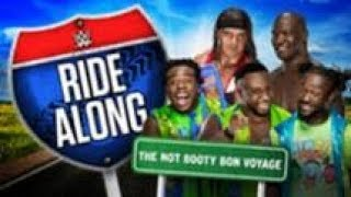 WWE RIDE ALONG THE NOT BOOTY BON VOYAGE - SEASON 2 EPISODE 5 - WWE NETWORK