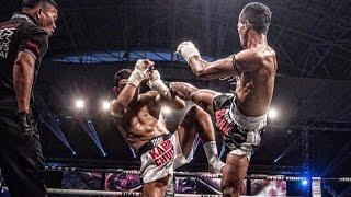 Boxing - Naimjon Tuhtaboev VS Christopne Pruvost - Thai Fight - Fight
