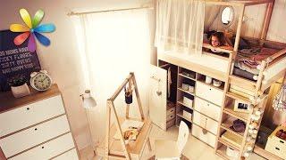 Организация пространства в маленькой квартире – Все буде добре. Выпуск 775