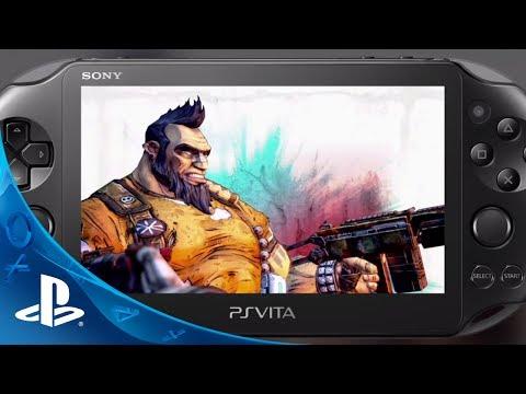 Borderlands 2 na PlayStation Vita v květnu + trailer