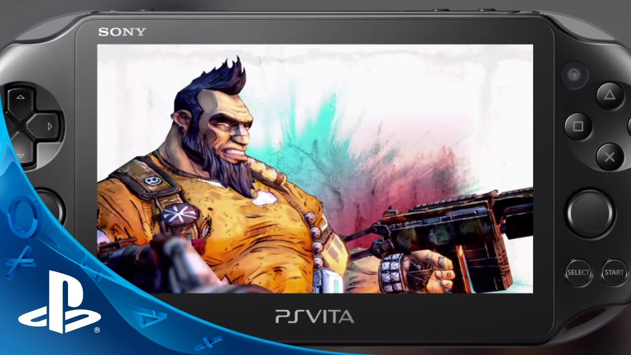Borderlands 2 PS Vita Bundle Coming May 6th