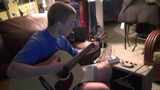 Zac Brown Band - Island Song (Guitar Cover)