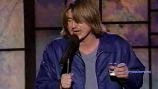 MITCH HEDBERG - HILARIOUS STAND-UP