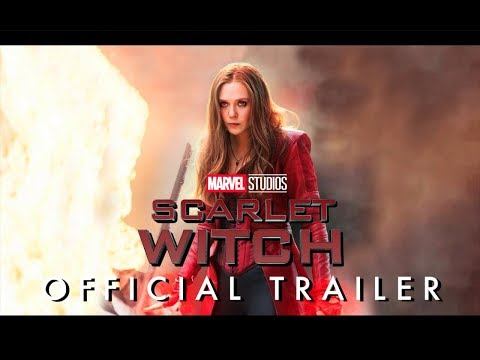 Marvel Studios' Scarlet Witch - Trailer (Dark Phoenix Style)
