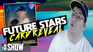 FUTURE STARS Card Reveal MLB The Show 20 Diamond Dynasty