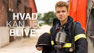 Hvad kan jeg blive? Brandmand