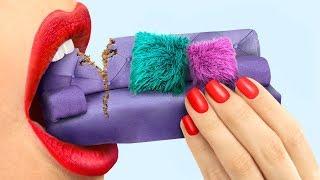 Съедобные миниатюрные сладости – 9 идей