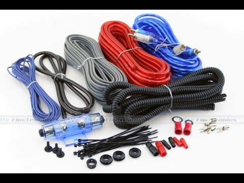Pleasant Amplifier Wiring Kits At Best Price In India Wiring Digital Resources Dimetprontobusorg