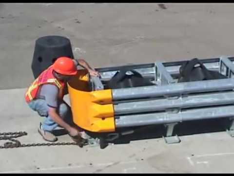 Amortiguador de impacto TAU II & TAU II-R  - Instalación