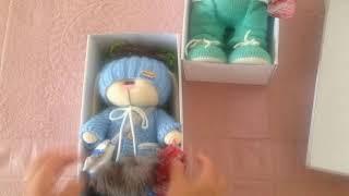 Упаковка игрушек ручной работы