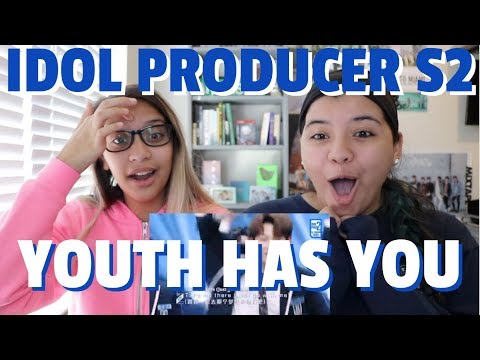 Idol Producer Season 2 'Youth Has You' Theme Song REACTION!!!