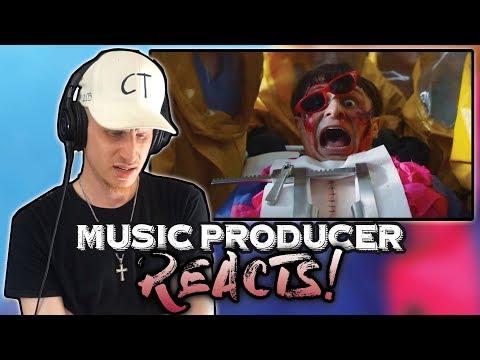 Music Producer Reacts To Oliver Tree - Miracle Man (First Time Hearing!) - Joey (Lucky Boy) Nato