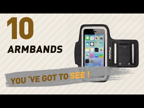 Mp3 Player Accessories - Armbands, Best Sellers 2017 // Amazon UK Electronics