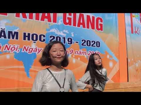 Sixteen shots dance cover Nữ sinh BGS nhảy hiện đại Khai giảng BGS 2019 2020