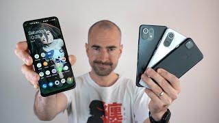 Best Mid-Range Phones (Autumn 2021) - Top smartphones for under £400