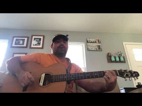 """""""Keeping it small town"""" acoustic cover Jason Aldean"""