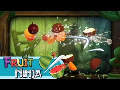 Fruit Ninja Kinect 2 - Gameplay Trailer! thumbnail
